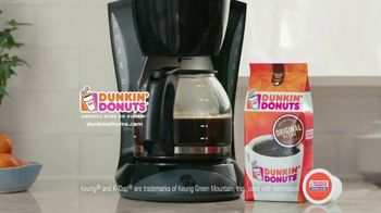 Dunkin' Donuts TV Spot, 'Parents Before Their Coffee' - Thumbnail 9