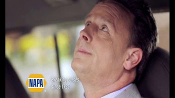 NAPA Auto Parts TV Spot, 'Broke the Curse'