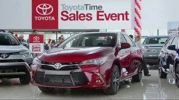Toyota Time Sales Event TV Spot, 'Get the Corolla You've Been Waiting For'