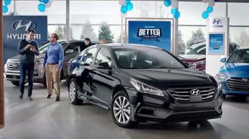Hyundai Better Than Ever Sales Event TV Spot, '2017 Sonata' [Spanish]