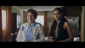 2018 Toyota CH-R TV Spot, 'MTV: Shay Mitchell Is One Devoted Granddaughter'