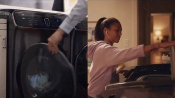 Samsung FlexWash Washing Machine TV Spot, 'Another Day' Song by Lady Gaga