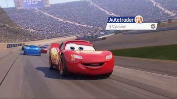 AutoTrader.com TV Spot, 'Cars 3: Every Car Has a Personality'