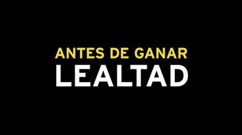 U.S. Army TV Spot, 'Lealtad' [Spanish]