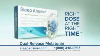 Healthy Directions Sleep Answer TV Spot, 'You're Not Alone'
