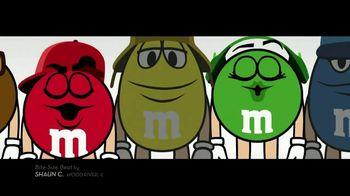 M&M's TV Spot, 'Bite-Size Beat by Shaun C.'