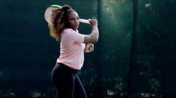 Tempur-Pedic TV Spot, 'Pressure' Featuring Serena Williams