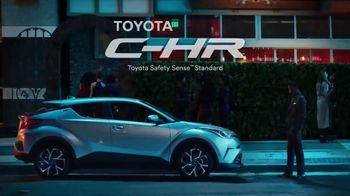 2018 Toyota C-HR TV Spot, 'All the Better' - Thumbnail 7