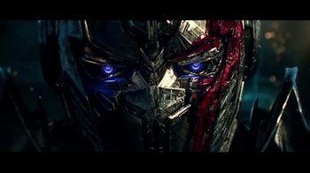 Valvoline TV Spot, 'Transformers: The Last Knight' Ft. Dale Earnhardt, Jr.