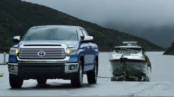Toyota Time Sales Event TV Spot, '2017 Tundra Double Cab' - 3 commercial airings