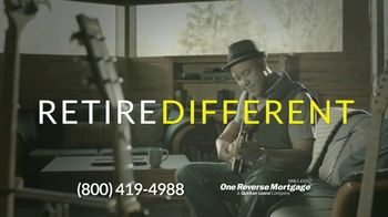 One Reverse Mortgage TV Spot, 'Retire Different'