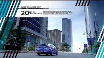 Hyundai Better Than Ever Sales Event TV Spot, '2017 Elantra' [Spanish]