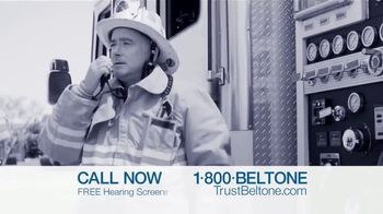 Beltone Trust TV Spot, 'David C., Firefighter and Beltone Trust User'
