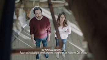 Allstate Claim Rateguard TV Spot, \'Fix It\'