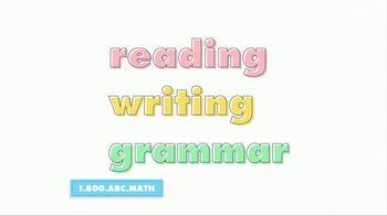 Kumon Reading Program TV Spot, 'Reading, Writing and Grammar Skills'