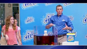 OxiClean TV Spot, 'On the Road' - 734 commercial airings