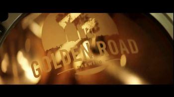 Golden Road Brewing TV Spot, 'Golden Road Is Our Dream. What's Yours?'