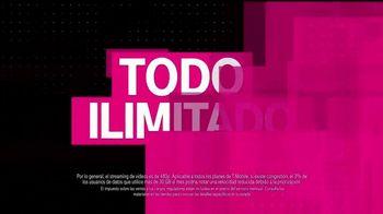 T-Mobile One TV Spot, 'Llévate un plan ilimitado' [Spanish]