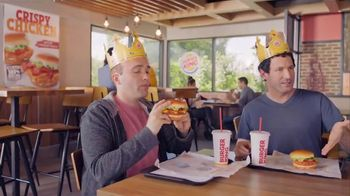Burger King TV Spot, 'Can't Believe It'