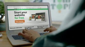 GoDaddy GoCentral TV Spot, 'Panda Breaks the Internet' - Thumbnail 4