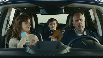GEICO Emergency Roadside Service TV Spot, \'The Flat Tire Guitar Solo\'