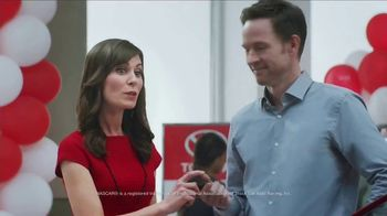 Toyota Time Sales Event TV Spot, 'NASCAR: Camry' Featuring Denny Hamlin - 72 commercial airings