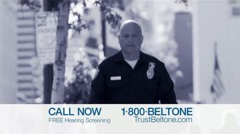 Beltone Trust TV Spot, 'Dan C., Police Officer and Beltone Trust User'