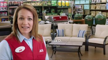 ACE Hardware TV Spot, \'Hand-Picked for Spring\'