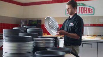 Papa John's Pan Pizza TV Spot, 'The Perfect Pan'