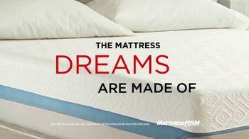 mattress firm ad. Mattress Firm Dream Bed Lux TV Spot, \u0027$1,000 Less Than Leading Mattresses\u0027 Ad