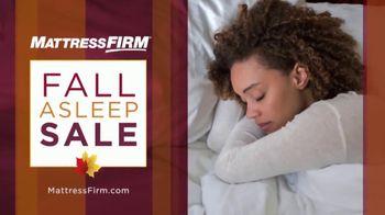 Mattress Firm Fall Asleep Sale TV Spot, '120 Night Low Price Guarantee'