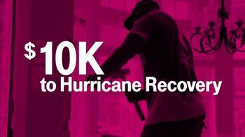 T-Mobile TV Spot, 'Home Runs for Hurricane Recovery'