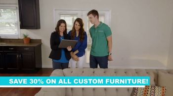 Bassett Custom Furniture Sale TV Spot, 'New Homeowners'