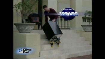 Climb Cart TV Spot, 'Carretilla innovadora plegable' [Spanish]