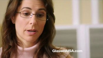 GlassesUSA.com TV Spot, 'Love Your Glasses'