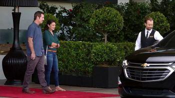 2018 Chevrolet Equinox LT TV Spot, 'Valet'