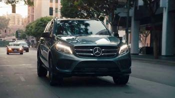 2018 Mercedes-Benz GLE TV Spot, 'Sneak Attack'