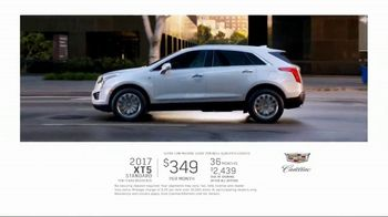 2017 Cadillac XT5 TV Spot, 'Another Crossover' Song by Slow Magic - Thumbnail 5