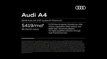 2018 Audi A4 TV Spot, 'Instincts' - Thumbnail 9