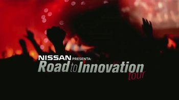 Nissan TV Spot, 'Univision: Road to Innovation Tour' con Juanes [Spanish]