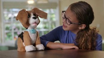 FurReal Chatty Charlie TV Commercial, 'The Barkin' Beagle