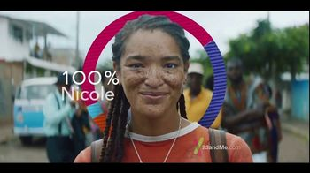 23andMe TV Spot, \'100% Nicole: Journey\' Song by Gertrude Lawrence
