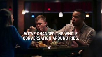 TGI Friday's Big Ribs TV Spot, 'Bigger, Bolder and Meatier'