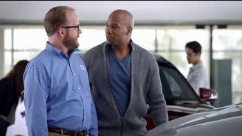 2018 Hyundai Santa Fe Sport TV Spot, 'Life Stages: Auto Show'