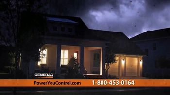 Generac Power Package TV Spot, 'Power You Control'