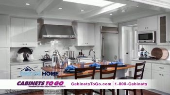 Cabinets To Go TV Spot, 'Get Ready for the Holidays' feat. Ty Pennington