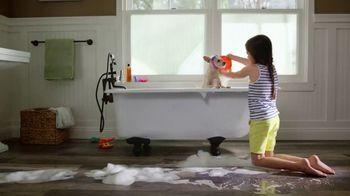 The Home Depot LifeProof Flooring TV Spot, 'Chaos'