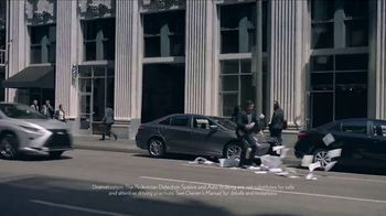 2017 Lexus RX 350 TV Spot, \'To Err Is Human\'