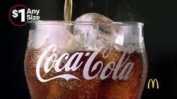 $1 Any Size Soft Drinks: Happy Dance thumbnail