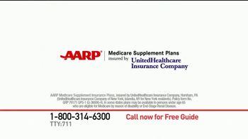UnitedHealthcare AARP Medicare Supplement Plans TV Spot, 'We Can Help' - Thumbnail 5